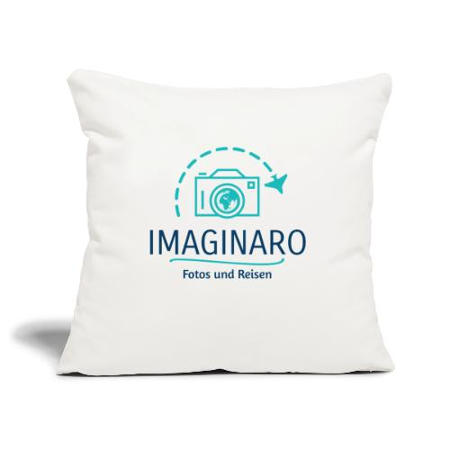 IMAGINARO | Fotos und Reisen - Sofakissenbezug 44 x 44 cm