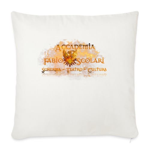 Accademia_Fabio_Scolari_trasprido-png - Copricuscino per divano, 45 x 45 cm