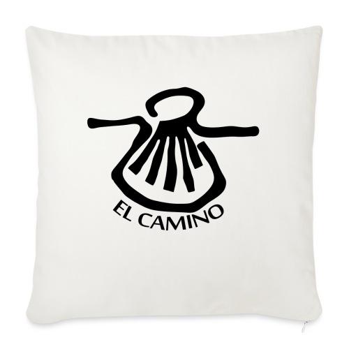 El Camino - Pudebetræk 45 x 45 cm