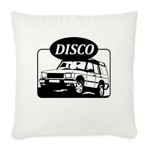 Landie Disco - Autonaut.com - Sofa pillowcase 17,3'' x 17,3'' (45 x 45 cm)