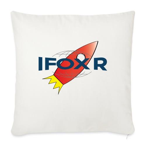 IFOX ROCKET - Soffkuddsöverdrag, 45 x 45 cm
