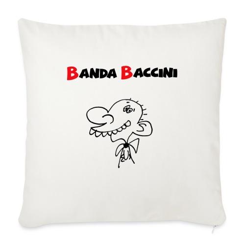 Banda Baccini. - Copricuscino per divano, 45 x 45 cm