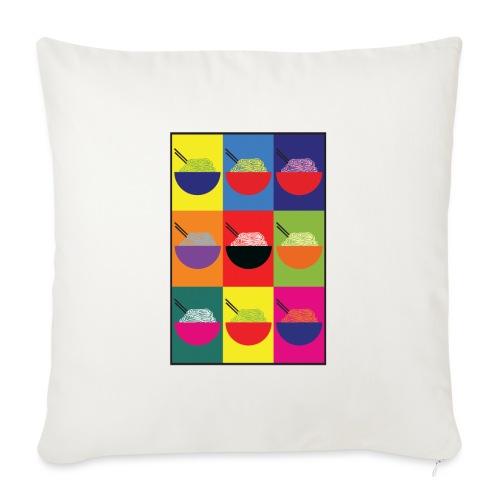 Pop Pho Art - Housse de coussin décorative 45x 45cm