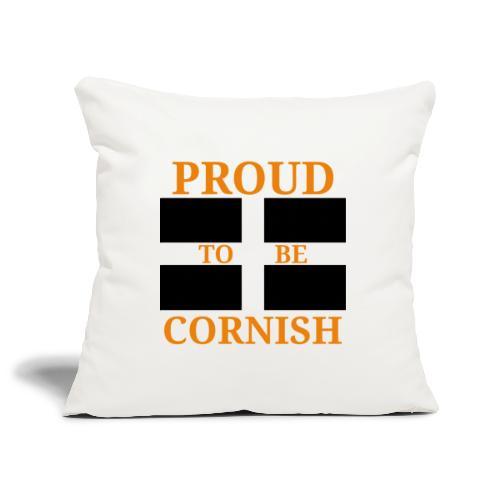Proud Cornish - Sofa pillowcase 17,3'' x 17,3'' (45 x 45 cm)