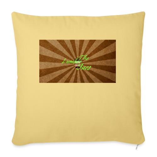 THELUMBERJACKS - Sofa pillowcase 17,3'' x 17,3'' (45 x 45 cm)