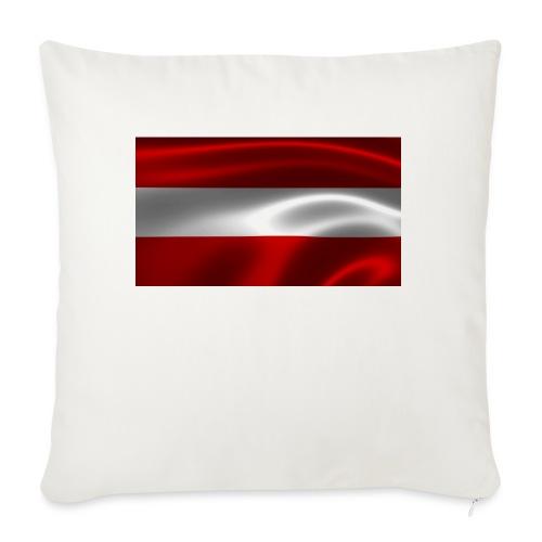 Austria I Love Austria - Sofakissenbezug 44 x 44 cm