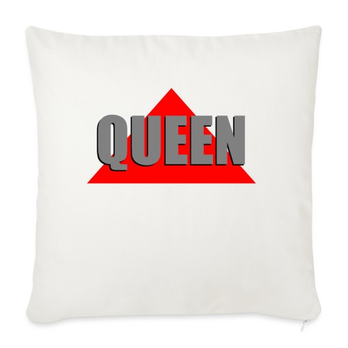 Queen, by SBDesigns - Housse de coussin décorative 45x 45cm