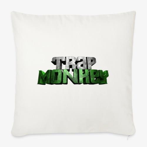 Trap Monkey 2 - Housse de coussin décorative 45x 45cm