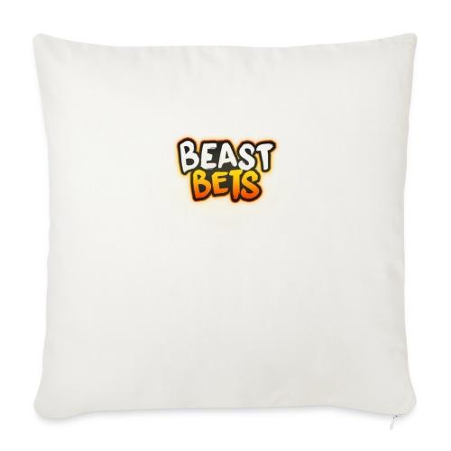 BeastBets - Pudebetræk 45 x 45 cm