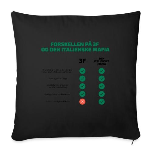 3F vs Den Italienske Mafia - Pudebetræk 45 x 45 cm