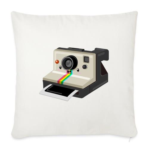 Polaroid 1000 kawaii - Housse de coussin décorative 45x 45cm