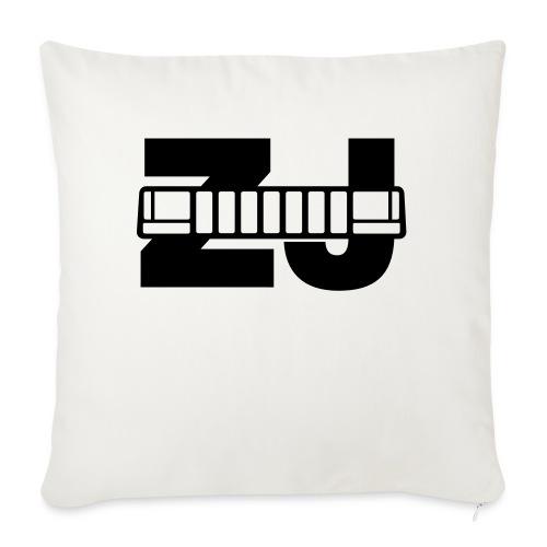 Jeep ZJ grill - Sofa pillowcase 17,3'' x 17,3'' (45 x 45 cm)