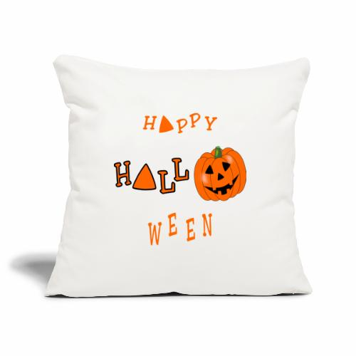 Happy Halloween - Sofa pillowcase 17,3'' x 17,3'' (45 x 45 cm)