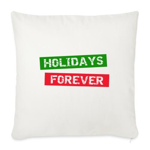 holidays forever - Sofakissenbezug 44 x 44 cm