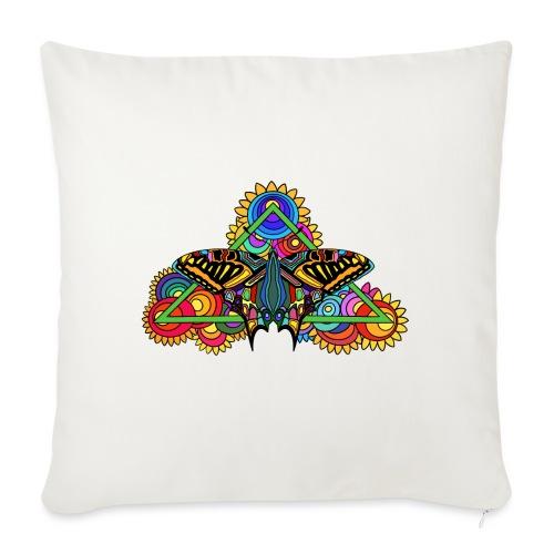 Happy Butterfly! - Sofakissenbezug 44 x 44 cm