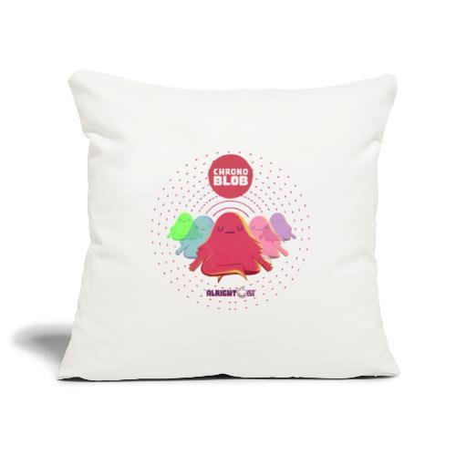 Chronoblob - Sofa pillowcase 17,3'' x 17,3'' (45 x 45 cm)
