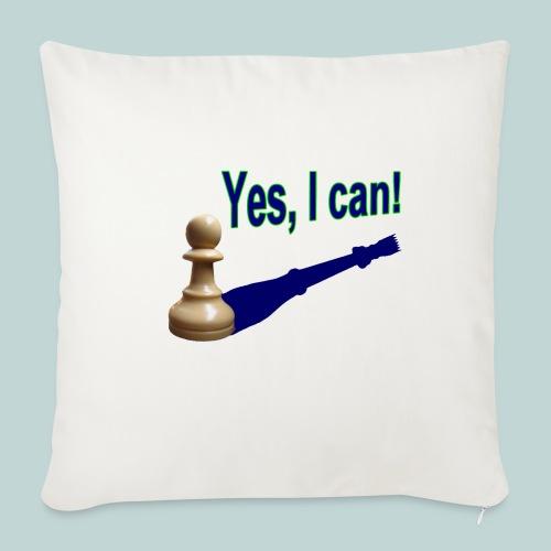 Yes, I can! 1 - Sofakissenbezug 44 x 44 cm