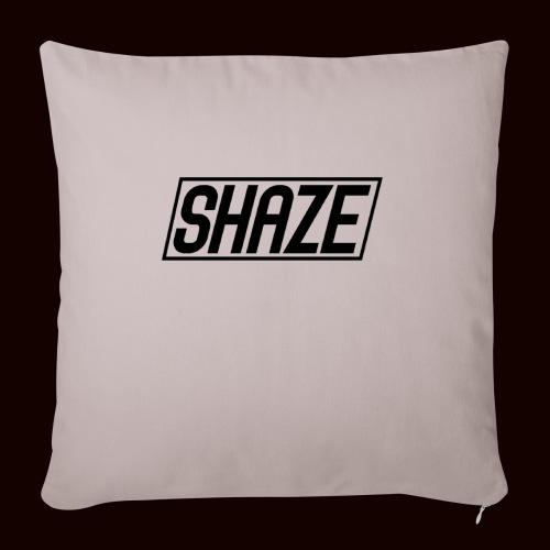 Shaze T-Shirt - Sierkussenhoes, 45 x 45 cm