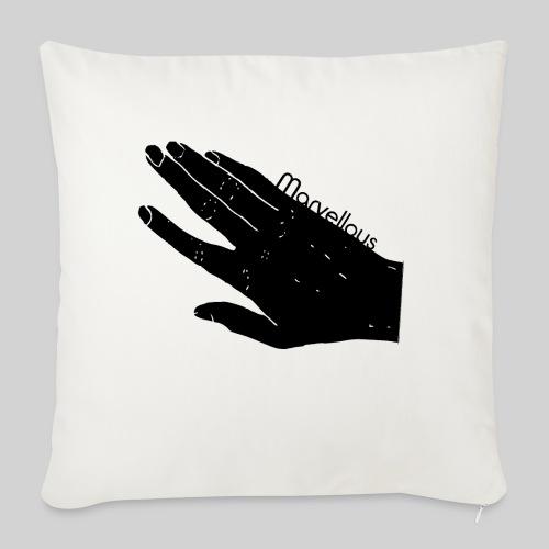 Marvellous Hand - Sofakissenbezug 44 x 44 cm