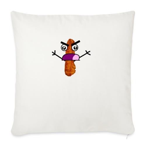 Bacon Man T-Shirt! - Sofa pillowcase 17,3'' x 17,3'' (45 x 45 cm)