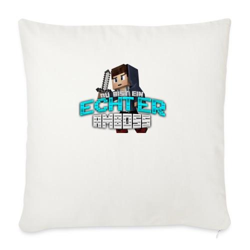 Echter Amboss! - Sofa pillowcase 17,3'' x 17,3'' (45 x 45 cm)