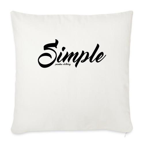 Simple: Clothing Design - Sofa pillowcase 17,3'' x 17,3'' (45 x 45 cm)