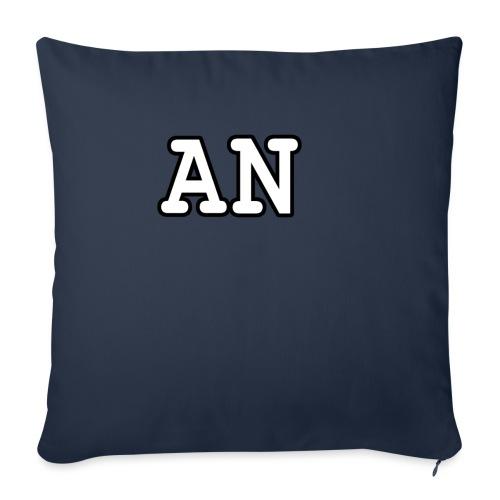 Alicia niven Merch - Sofa pillowcase 17,3'' x 17,3'' (45 x 45 cm)