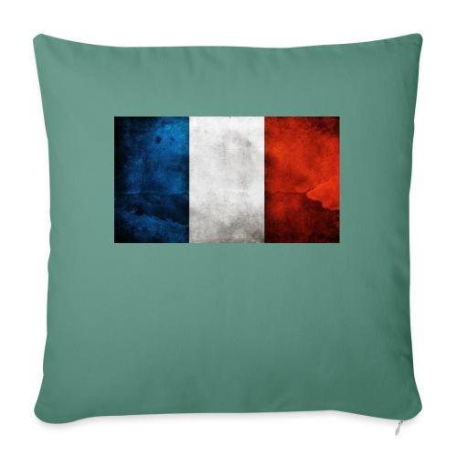 France Flag - Sofa pillowcase 17,3'' x 17,3'' (45 x 45 cm)