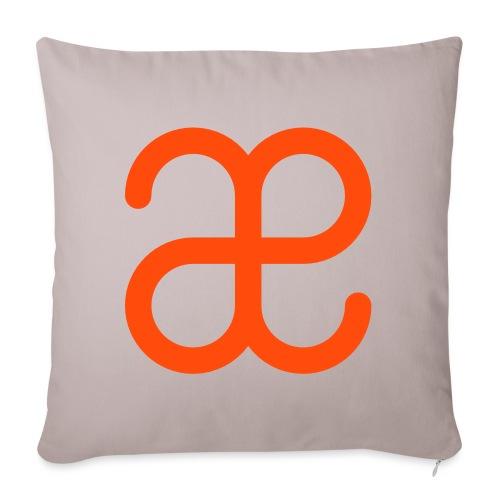 Artesplorando logo - Copricuscino per divano, 45 x 45 cm