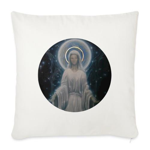 圣母玛利亚 Notre Dame by Jean Libon - Housse de coussin décorative 45x 45cm