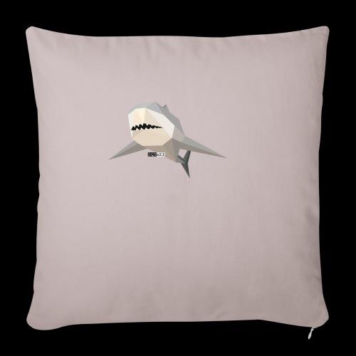 SHARK COLLECTION - Copricuscino per divano, 45 x 45 cm