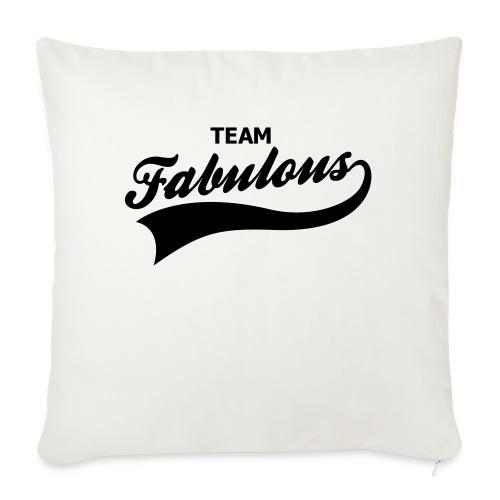 fabulous - Sierkussenhoes, 45 x 45 cm