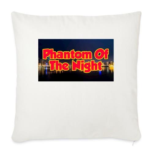 Phantom Of The Night Official Wear - Sofa pillowcase 17,3'' x 17,3'' (45 x 45 cm)