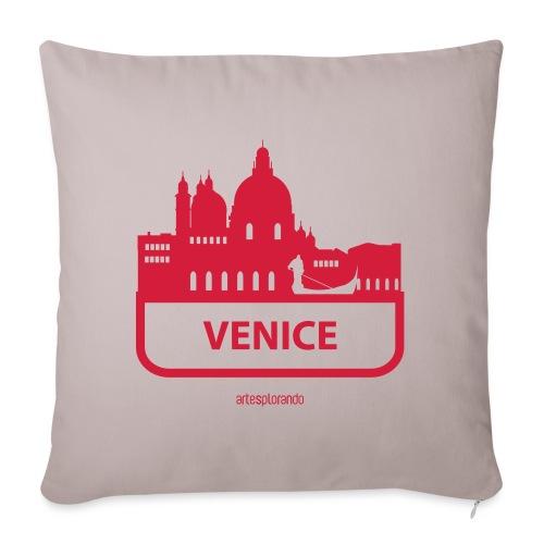 Venezia - Copricuscino per divano, 45 x 45 cm