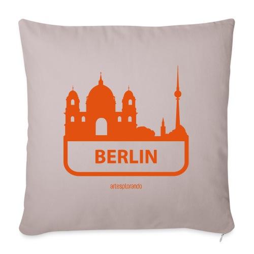 Berlino - Copricuscino per divano, 45 x 45 cm