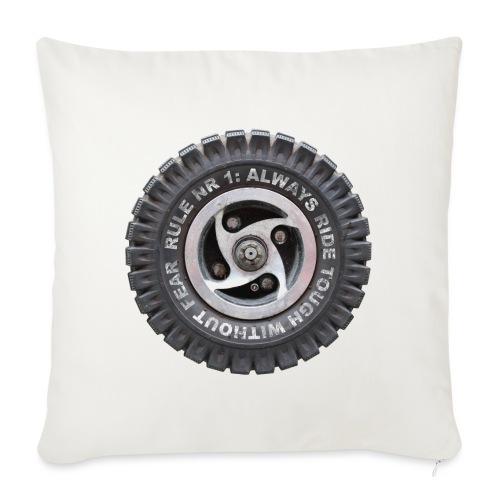 toughwheels - Sierkussenhoes, 45 x 45 cm