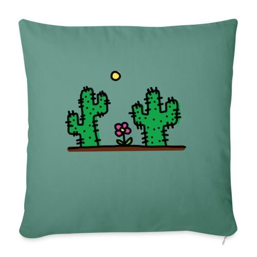 Cactus - Copricuscino per divano, 45 x 45 cm