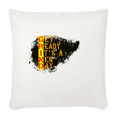New Fresh Day - Housse de coussin décorative 45 x 45 cm