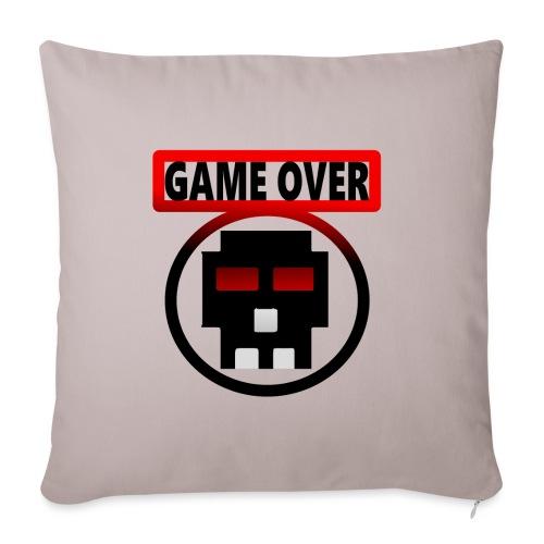 Game over - Sofakissenbezug 44 x 44 cm