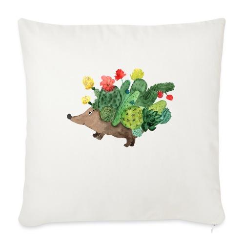 Hedgehog - Copricuscino per divano, 45 x 45 cm