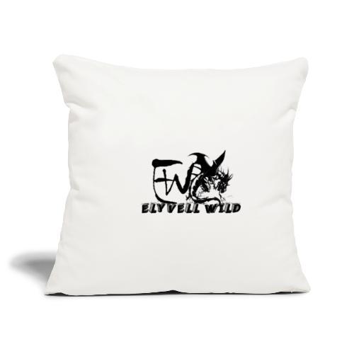 ELYVELL WILD - Housse de coussin décorative 45x 45cm