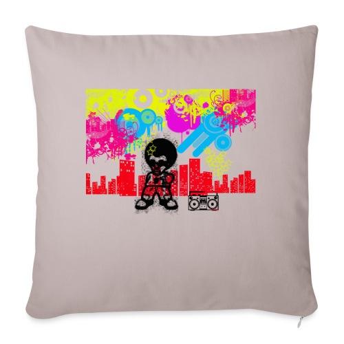 Magliette personalizzate bambini Dancefloor - Copricuscino per divano, 45 x 45 cm