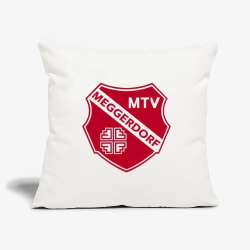 MTV Logo klein - Sofakissenbezug 44 x 44 cm