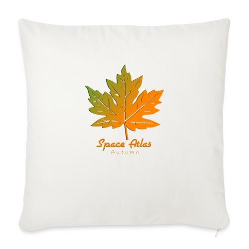 Space Atlas Long Sleeve T-shirt Autumn Leaves - Pudebetræk 45 x 45 cm