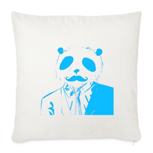 BluePanda Logo - Sofa pillowcase 17,3'' x 17,3'' (45 x 45 cm)