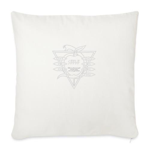 Eva - SEELE - Housse de coussin décorative 45x 45cm
