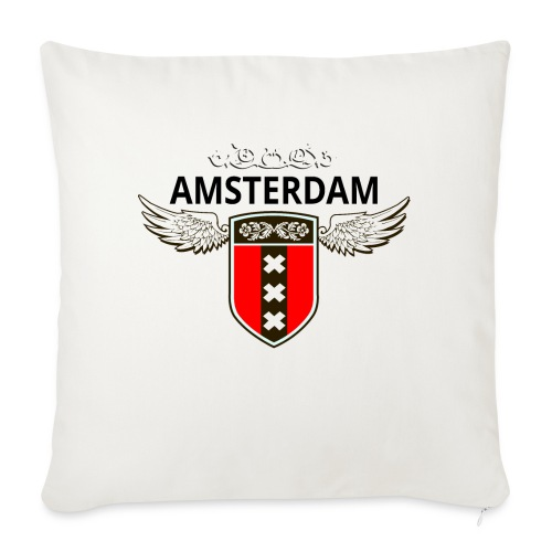 Amsterdam Netherlands - Sofakissenbezug 44 x 44 cm