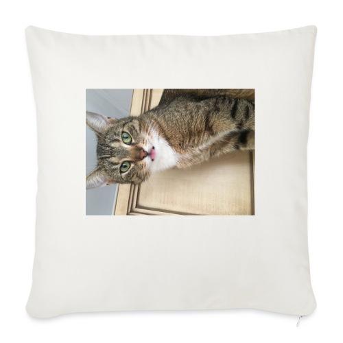Kotek - Poszewka na poduszkę 45 x 45 cm