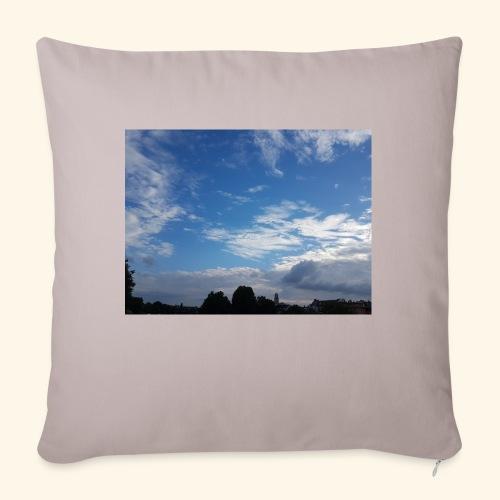 himmlisches Wolkenbild - Sofakissenbezug 44 x 44 cm