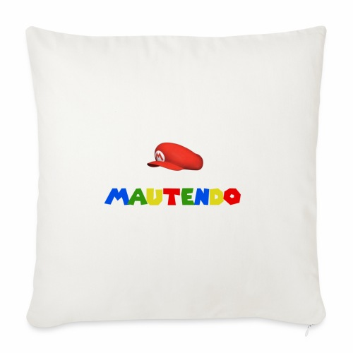 Mautendo - Sofa pillowcase 17,3'' x 17,3'' (45 x 45 cm)
